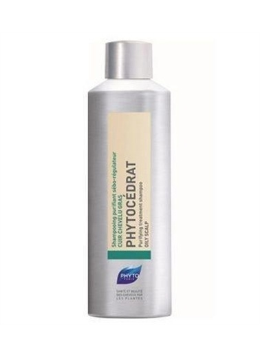 PHYTO  Cedrat Purifying Treatment Shampoo 200Ml Renksiz